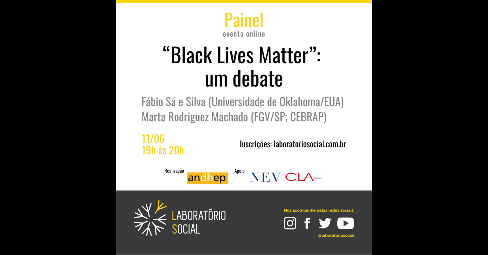 Black Lives Matter: um debate